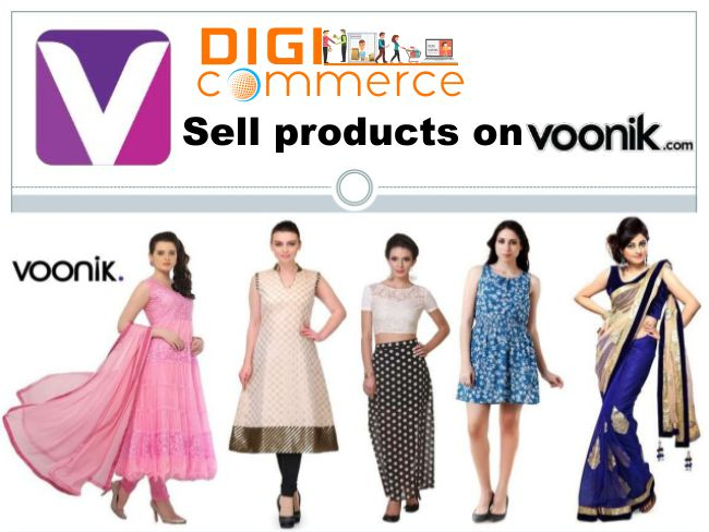 Voonik Seller App - Sell Products on Voonik - How to Sell on Voonik