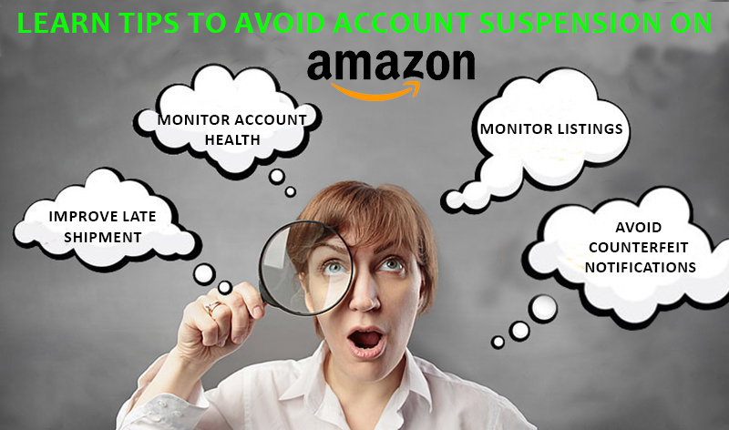 Tips to Avoid Account Suspension on Amazon
