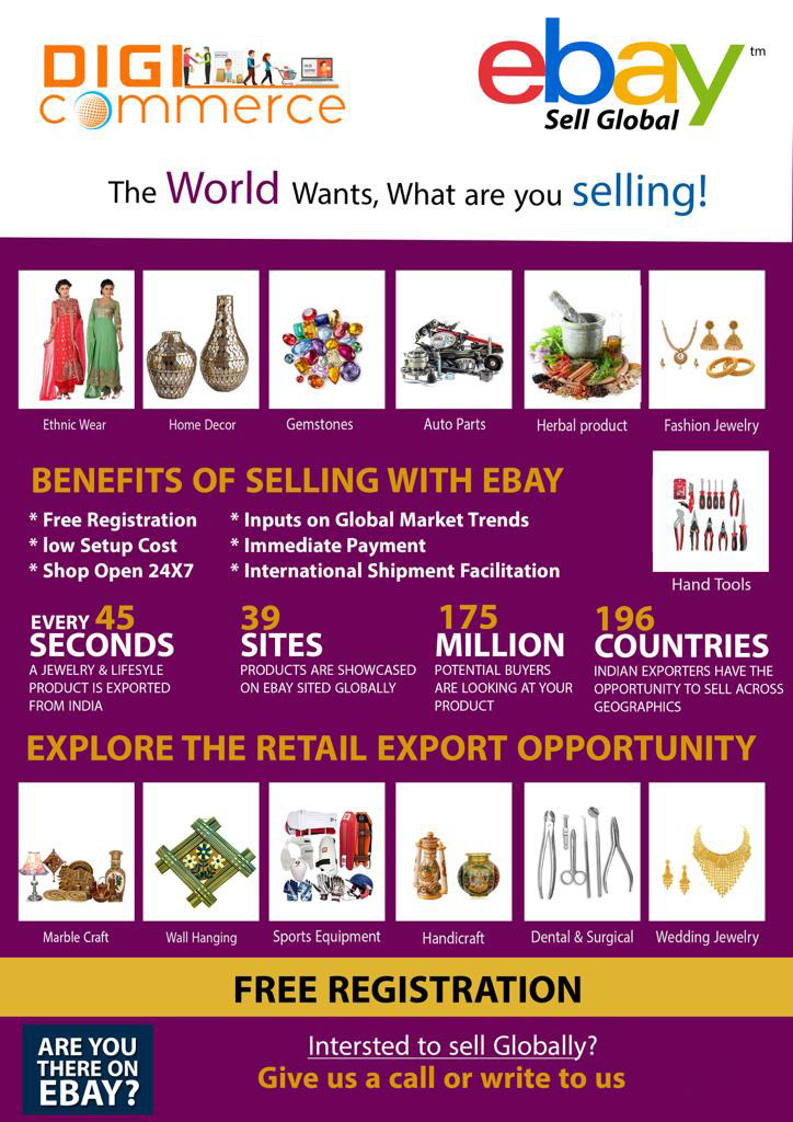 Ebay Seller Registration